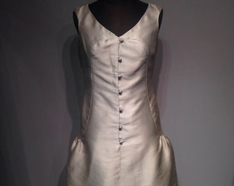 1960's California Designer Dress