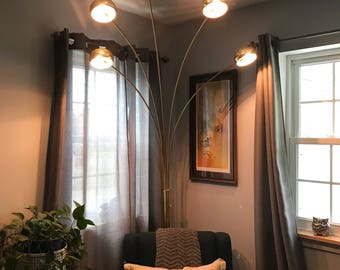 Arc floor lamp | Etsy