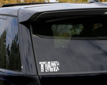 TWD Decals