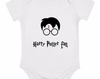 Harry Potter baby vest