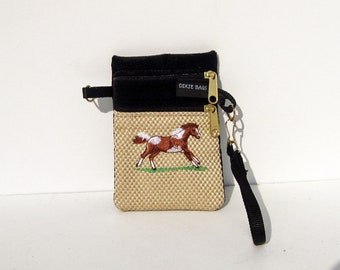 Paint Horse Small Cell Phone Case
