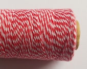 Red bakers twine 5 meters (5.5 yards) | Parcel string | Parcel twine | Red String | Packing string | Cotton String | Cotton Twine