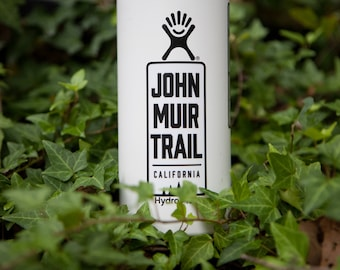 "John Muir Trail 2"" x 4"" Vinyl Sticker"