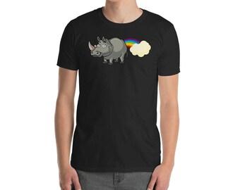Rainbow Unicorns - Rainbow Colors - Rainbow Unicorn - Funny Fart Shirt - Rainbow Keychain - Rainbow Pendant - Rainbow Shirt - Rainbow Gift -