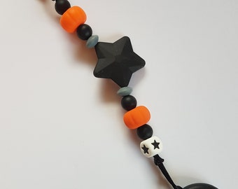 All Hallows Eve - Teething Clips - Chewelry