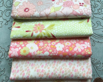 SALE: Coquette Collection by Art Gallery Fabrics - 5 Fat Quarter Bundle