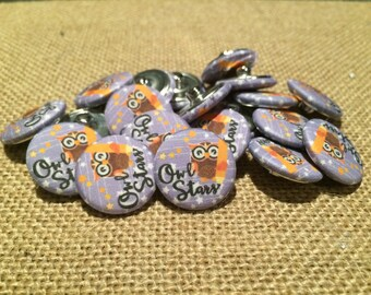 Owl Stars! bag of 20
