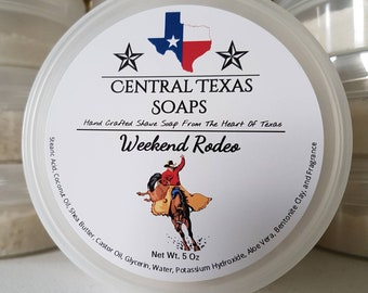 Weekend Rodeo Shave Soap