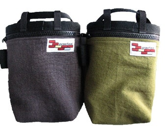 Add a Pocket to Your Practical Chalk Bag