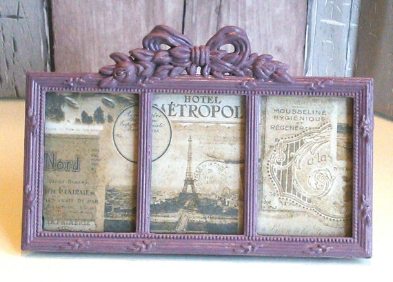 table top frames, ornate photo frame, small picture frames, upcycled ...