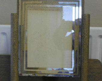 antique srt deco 1920 1940 glamor picture photo frame