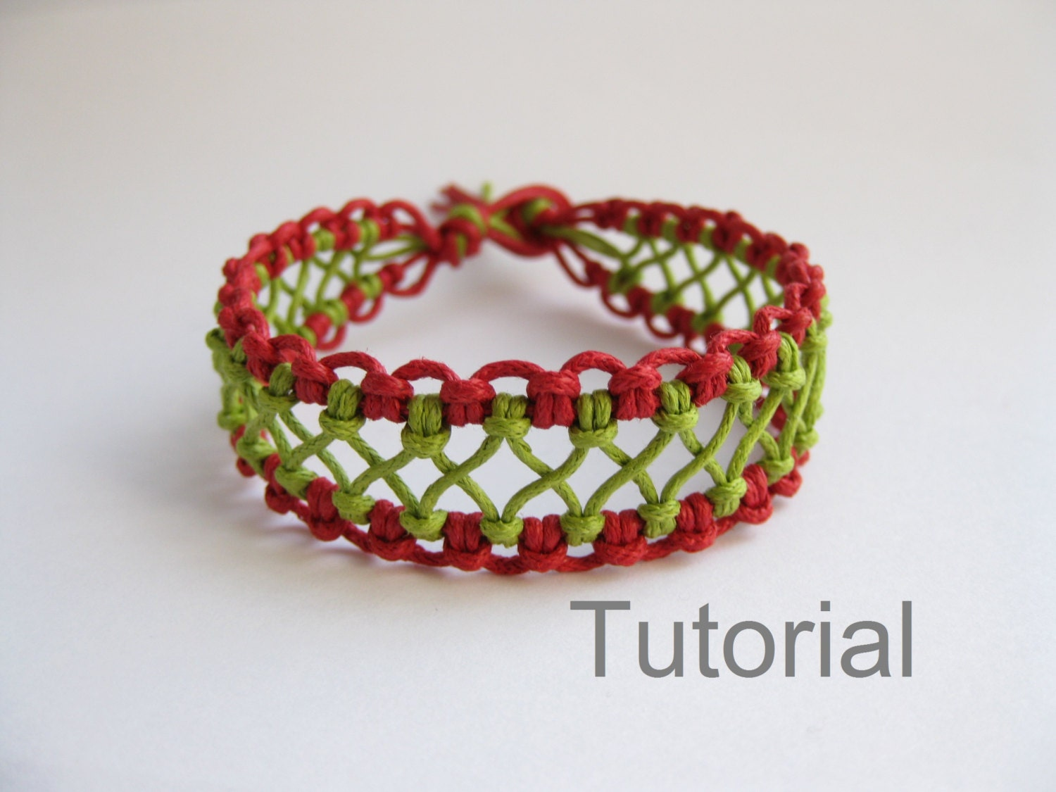 technique watch youtube bracelet knotting knotted diy cord tutorial bead