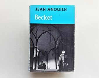 Jean Anouilh - Becket - 1966 - Methuen and Co. Ltd. - Paperback book - Second hand books
