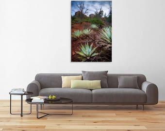 Fine Art Landscape Photography - Guardians of the Storm - original home decor wall art