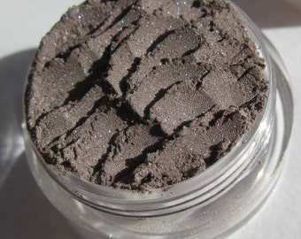 Chocolate Cocoa Brown Color Mineral Eyeshadow | Loose Pigments | Eco-Friendly | Brown Vegan Mineral Makeup Eye Shadow- Swiss Miss