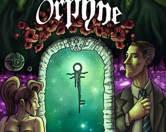 Orphne Issue # 001 (comic book)