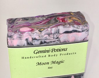 Moon Magic soap bar 4oz