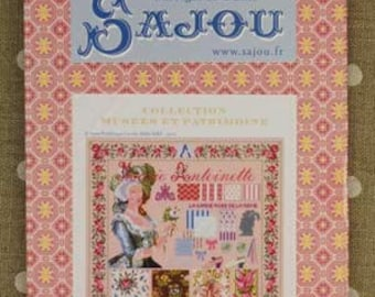 Marie Antoinette cross stitch pattern chart Musuem and Heritage Collection