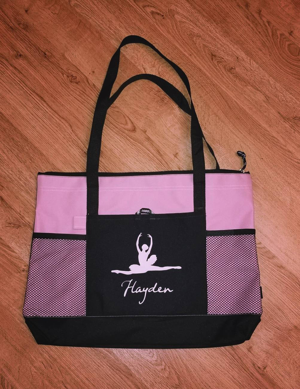 Personalized Dance Bag Sleepover Girls Gymnastics Tumbling Custom Cheap Bags