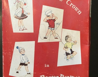 Vintage, NOS, Buster Brown boy's shorts