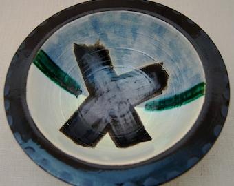 X - handmade ceramic bowl, handmade bowl, pottery bowl, smaller bowl, interior decor, potpourri bowl, housewarming, wedding, gift idea