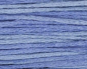 2337 Periwinkle - Weeks Dye Works 6 Strand Floss