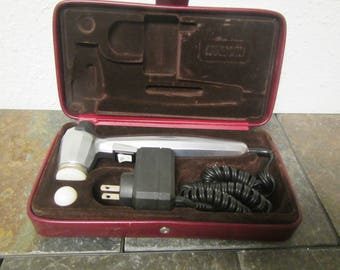 vintage NOVAFON SK Electro Sound massage for relief of pain with case and directions, 14 volt. pain therapy  from Europe