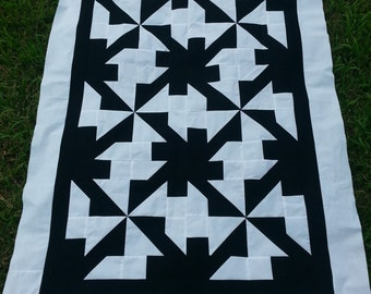 Easy Baby Quilt Pattern Beginner Quilt Pattern Jaded Chain