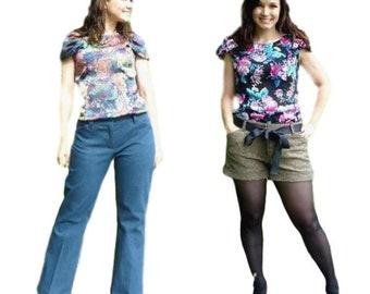 Sewaholic PATTERN - Thurlow Trousers & Shorts - Sizes 0-16