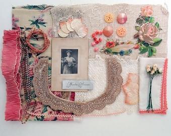 inspiration kit No058 - hopeless romantic