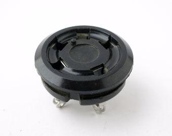 Amphenol 78S5 vacuum tube socket - 5 pin - for 27, 807, 5933 etc