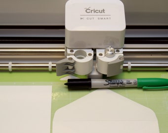 Enhanced Cricut Pen Adapters for use with Fine Sharpies (Traditional)