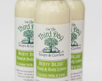 "A Day at the Beach Body Lotion ""Coconut Milk & Lime"". This is the most intoxicating lotion on the planet! Your skin will feel on vacation."