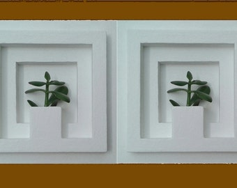 wall planters composition,vases,vertical garden,living wall,green wall,plant pots