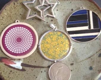Charm pendants