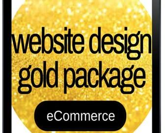 WordPress Website Custom Design - hosting, domain name, blog, pages, support, revisions SEO, Optimization, online ecommerce shop Developer
