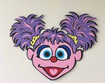 1ft Sesame Street Abby Cadabby Party Decoration, Sesame Street, Sesame Street Party, Abby Cadabby, Theme Party, Party Decoration
