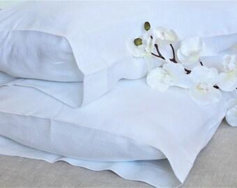 Linen pillowcases, linen pillowcase, linen pillow cover, linen bedding, linen pillow case, linen shams, pillowcase, linen pillow, linen