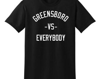Greensboro vs Everybody Tee