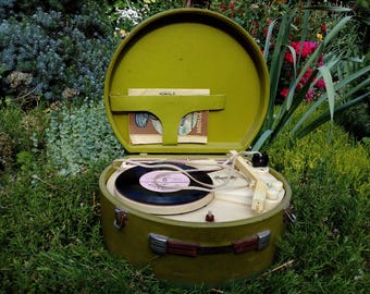 Vinyl record player, Record player, Turntable, Technics turntable, Vinyl record, Working Turntable, Working record player, Turntable 50s