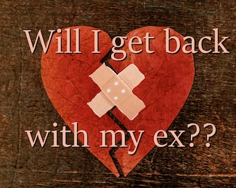 Will I get back with my ex? Psychic reading || PDF || Intuitive Reading || Oracle Cards|| Tea-leaves || Spirit Guides