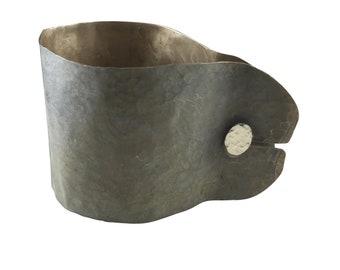 French cuff bracelet
