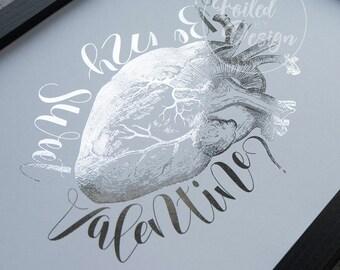 Valentine's Anatomical Heart