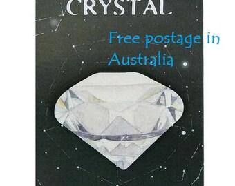Diamond 'Crystal' Post-It Sticky Notes