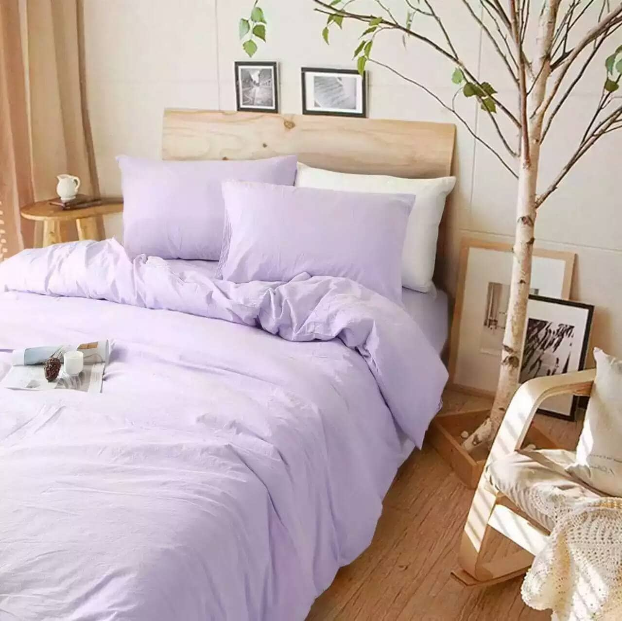 Purple Queen Duvet Cover Sweetgalas