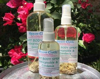 Silky Body Spray