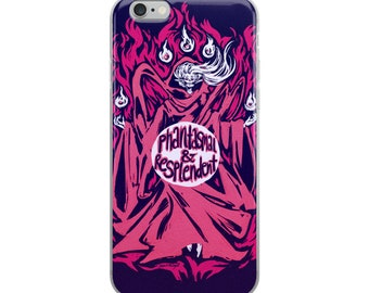 """The Adventure Zone """"Lup"""" fanart iPhone Case"""