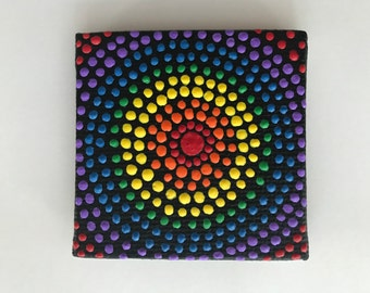 Double Rainbow - Small magnet