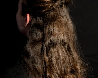 Small Circle Hair Pick