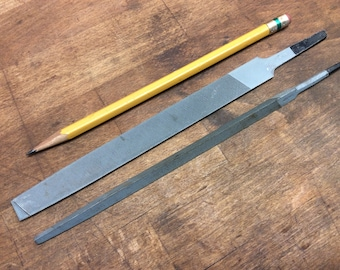 Vintage Japanese File set